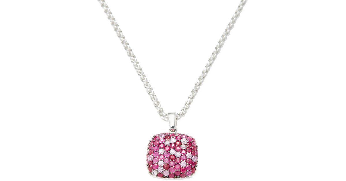 jewelry in platinum and co tiffany pink with heart necklaces m diamonds pendant diamond sapphires sapphire small ed pendants
