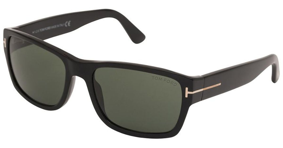 46e7d52d4d4 Lyst - Tom Ford Men s Mason 56mm Sunglasses