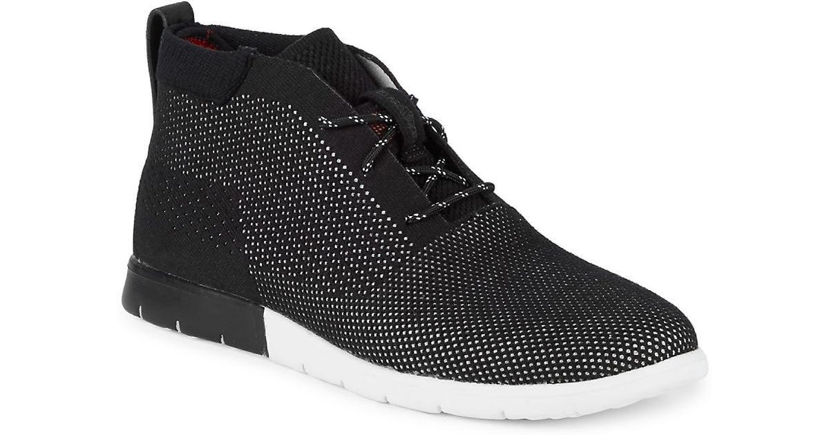 FREAMON HYPERWEAVE - Sneaker high - navy 2018 Neuesten Zum Verkauf Billig Footlocker 2018 Unisex Online C0KC7k