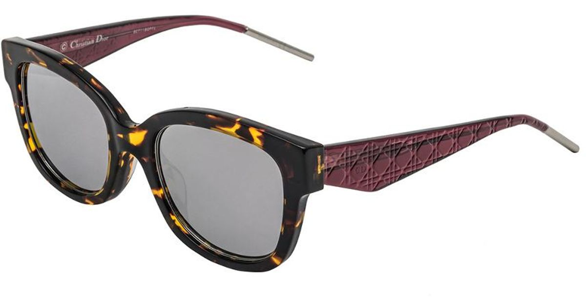 d385b7db45 Dior Dior Women s Very Dior 51mm Sunglasses - Lyst