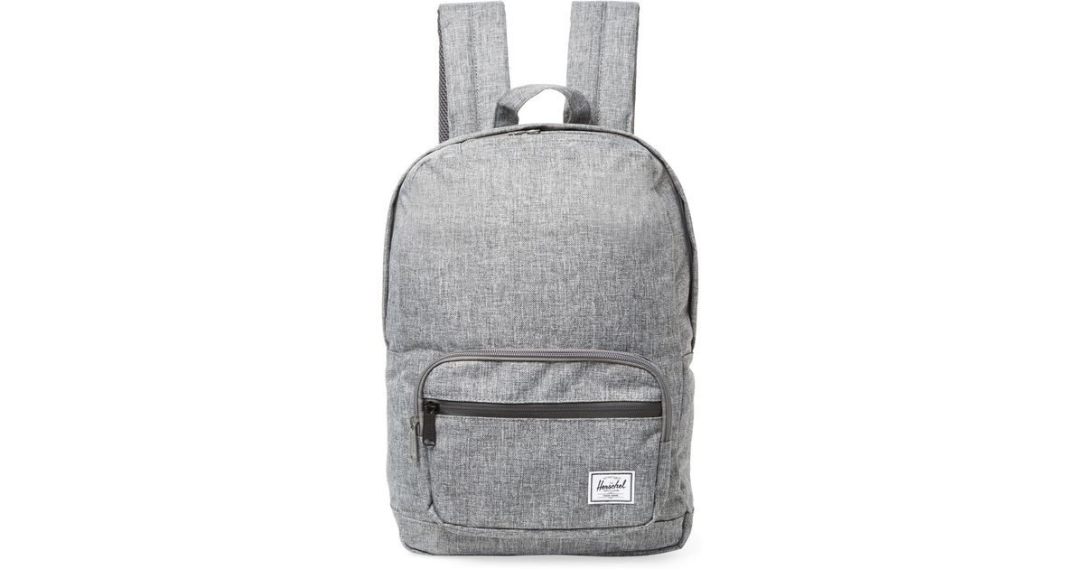 ab29b3272a2 Lyst - Herschel Supply Co. Pop Quiz Mid-volume Backpack in Gray