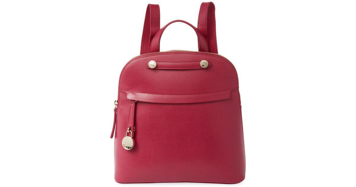 011d3b76b47 Furla Piper M Backpack in Red - Lyst