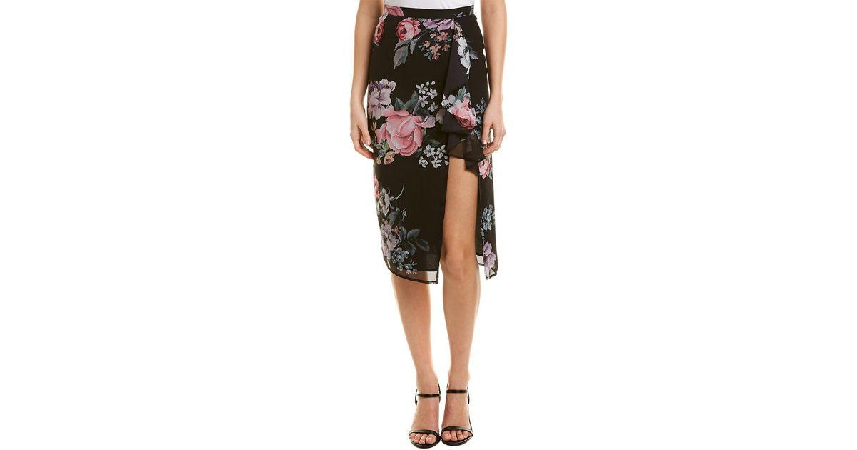 adf2152e973f Lyst - Yumi Kim Pencil Skirt in Black