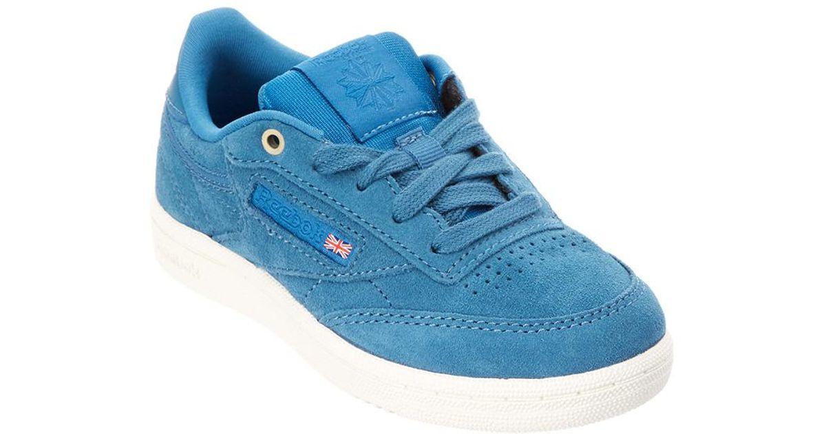 b0a5591e8a1 Lyst - Reebok Club C85 Mcc Sneaker in Blue