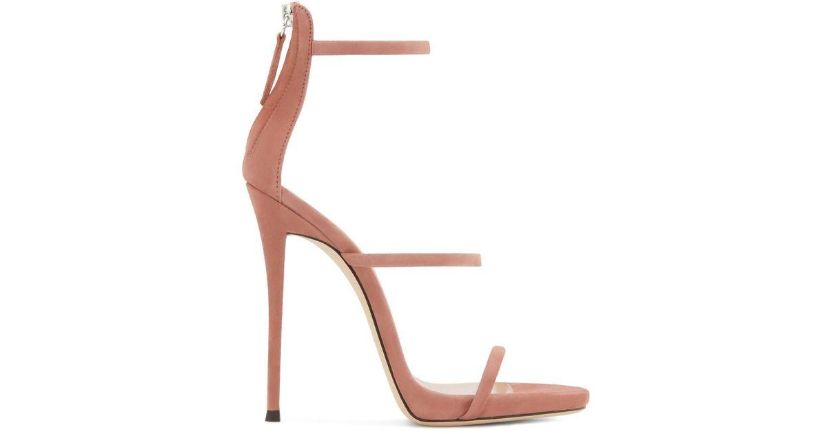 02d8b587214f1 Lyst - Giuseppe Zanotti Harmony in Pink