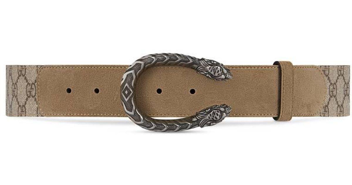 Dionysus GG Supreme belt Gucci Wb0Km2ha5k