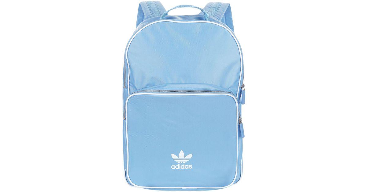 d5943bf6217d Lyst - Adidas Originals Trefoil Backpack