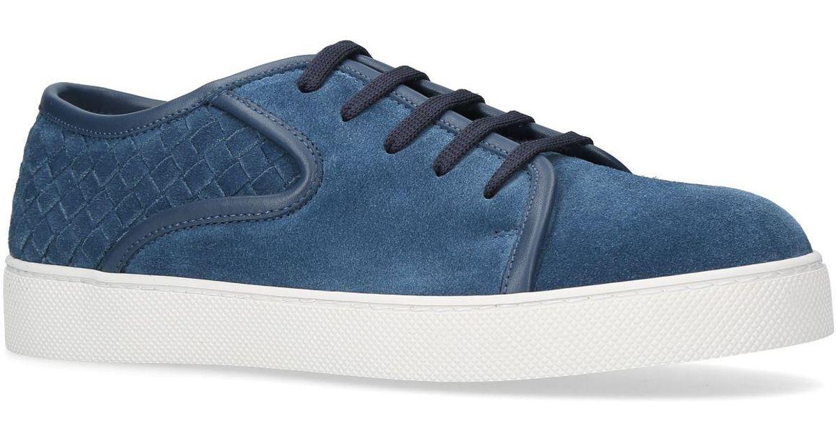 Dodger Blue Shoes