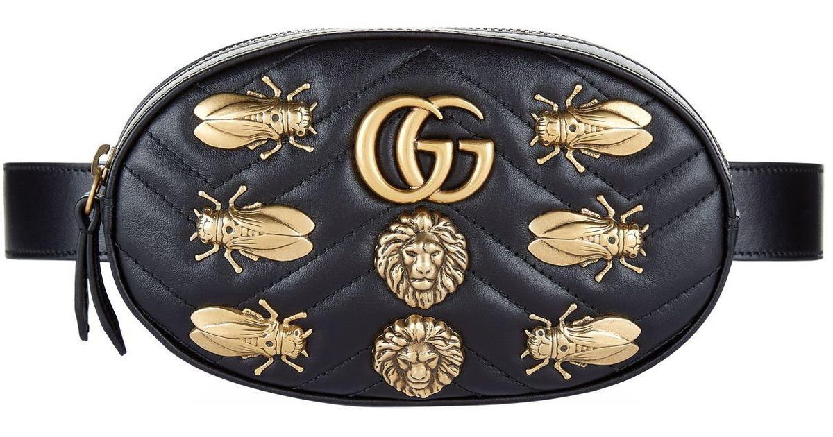cebb18cd007 Gucci Insect Belt Bag - Insect Foto and Image In 2019