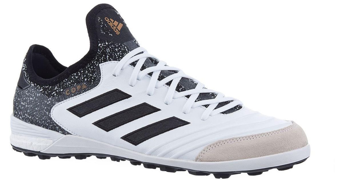 newest 14812 6131b adidas Copa Tango 18.1 Turf Boots in White for Men - Lyst