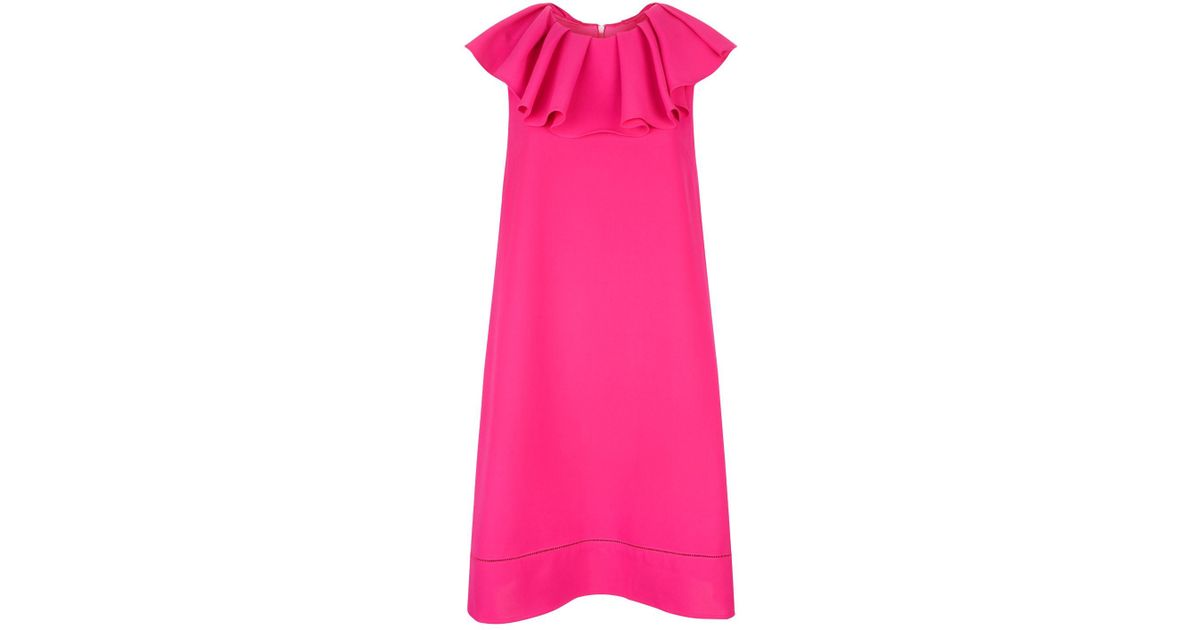 a169b477f9cd4f Ted Baker Clarees Shift Dress in Pink - Lyst