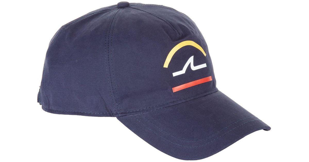 Lyst - Paul   Shark Logo Baseball Cap in Blue for Men f1aa29e775ee