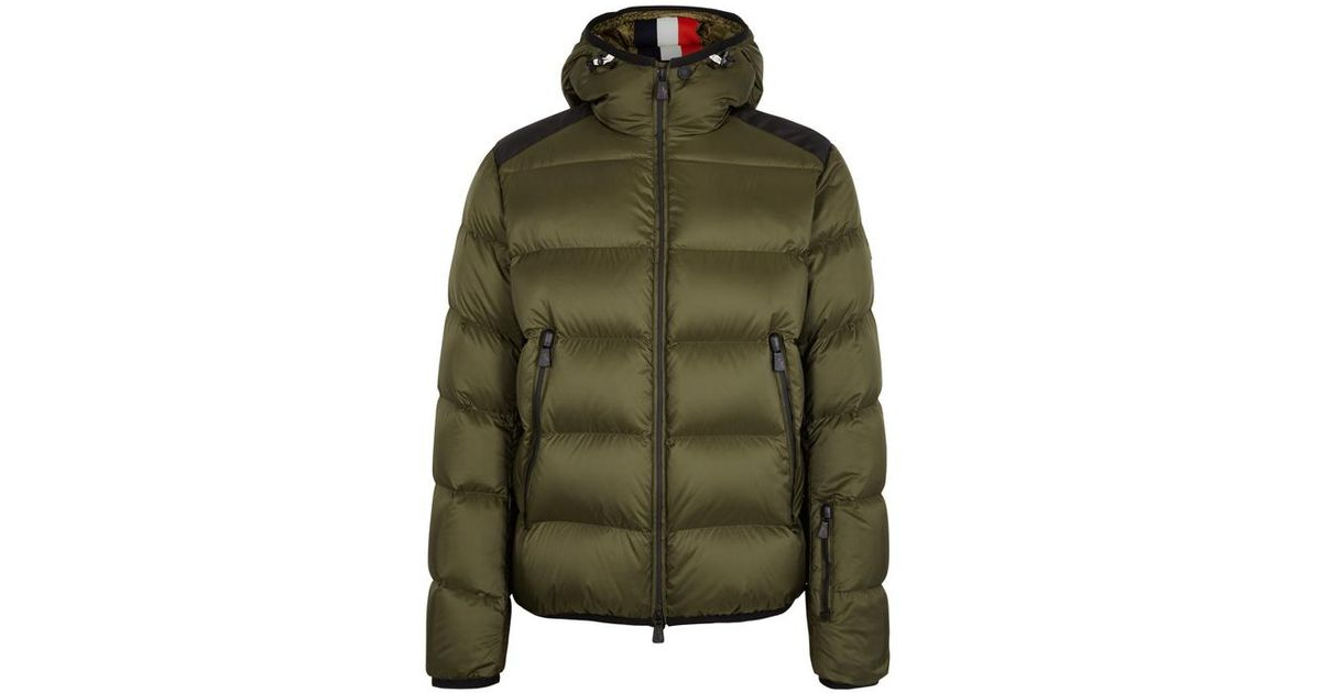 moncler grenoble hintertux green