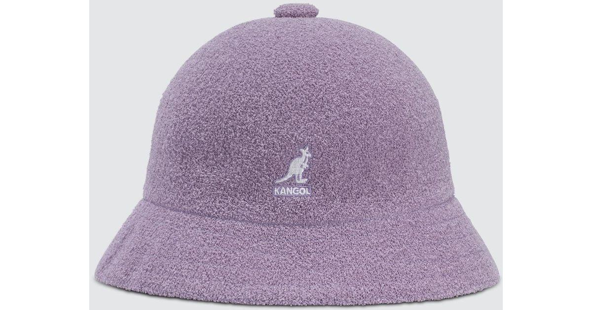cac0df8fd14 Lyst - Kangol Bermuda Casual in Purple for Men