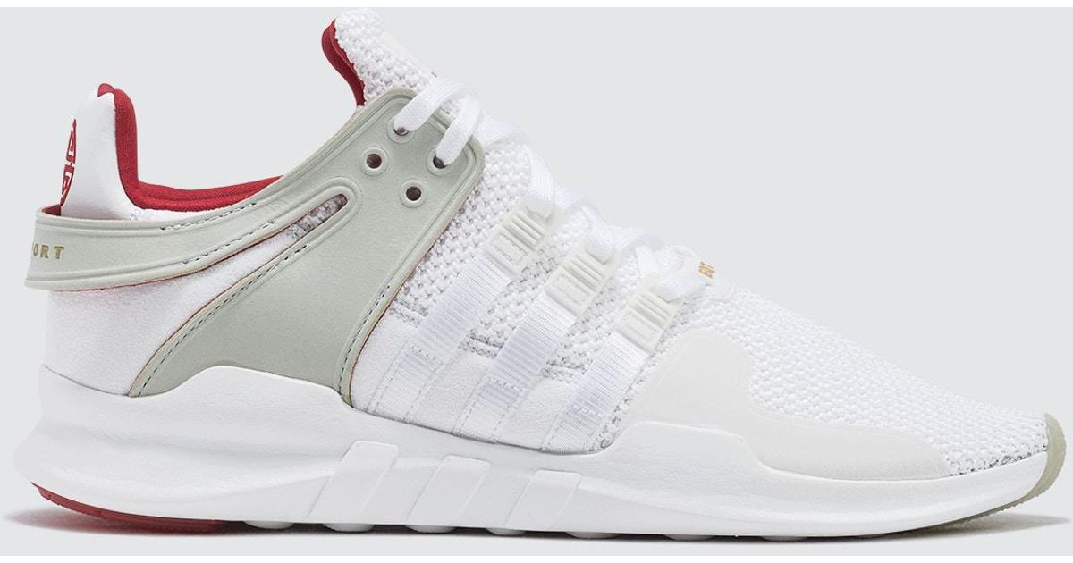 31eb49a83c39 Lyst - adidas Originals Eqt Support Adv Cny in White