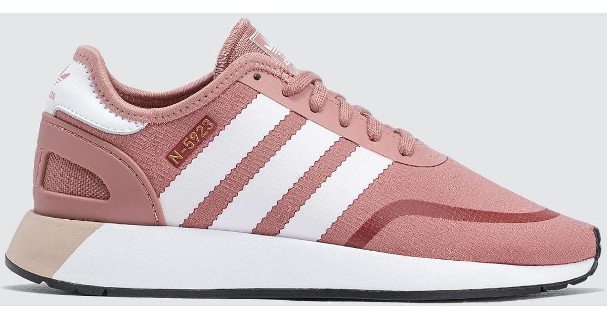 huge discount 589cd e3ac7 80e150128bf Lyst - Adidas Originals Iniki Runner Cls W in Pink 6a3db843ca4  ...
