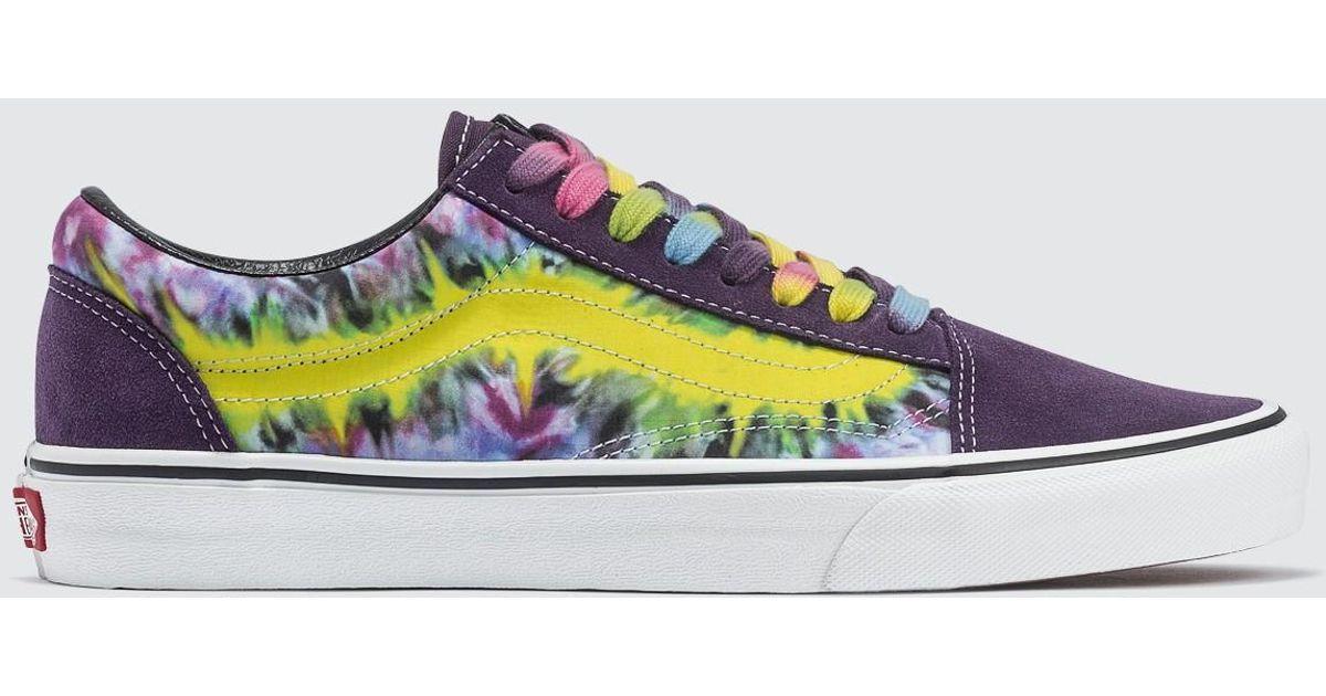 Drei Colorblock Sneaker für Vans 'Multi' Colorway