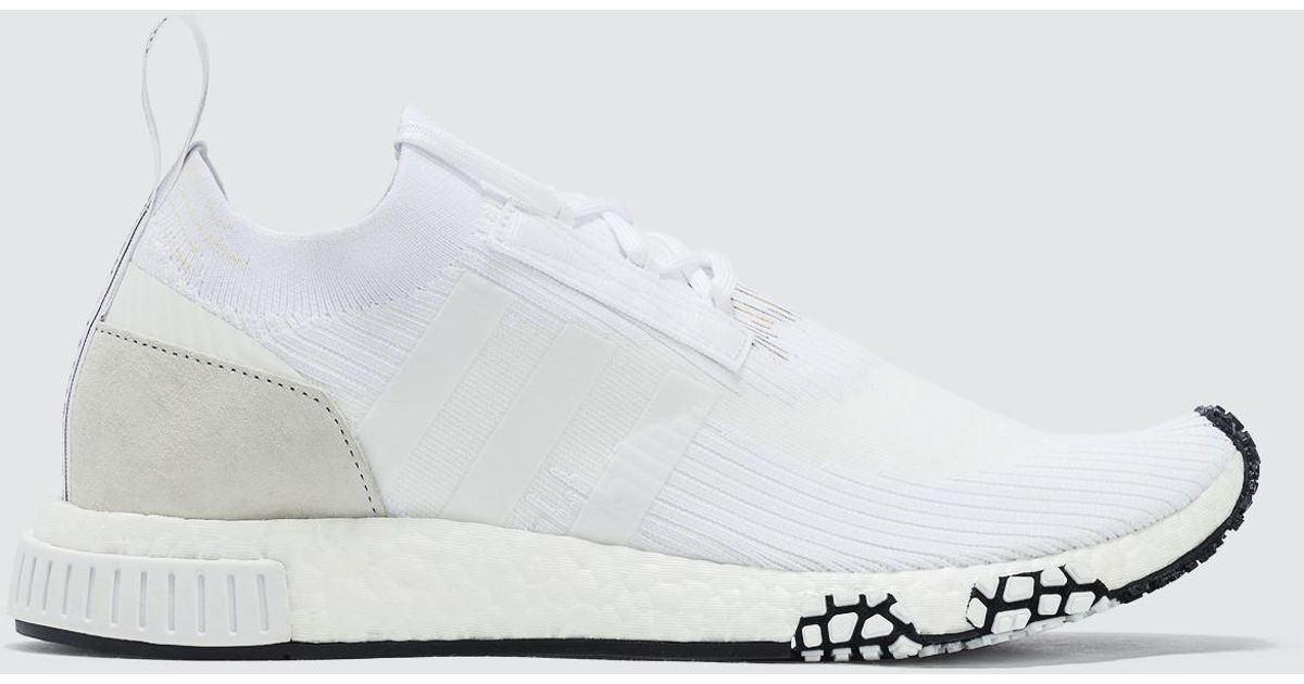 factory price 7df23 47ca6 Lyst - adidas Originals Nmd Racer Pk in White for Men - Save