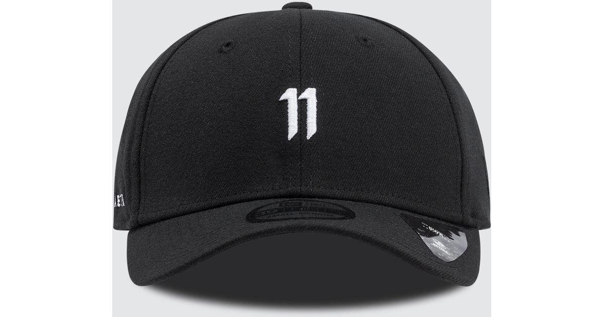 Lyst - Boris Bidjan Saberi 11 39 Thirty Hat in Black for Men 720a4b161c1