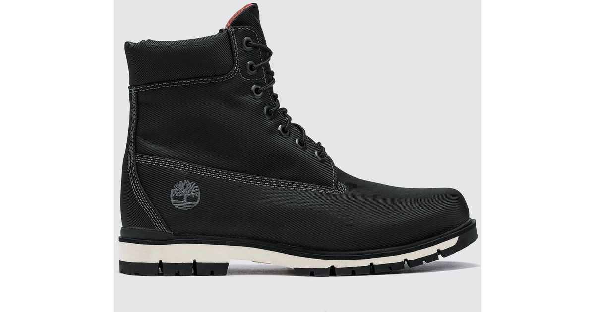 0860471d533c Lyst - Timberland Radford Canvas Boot in Black for Men