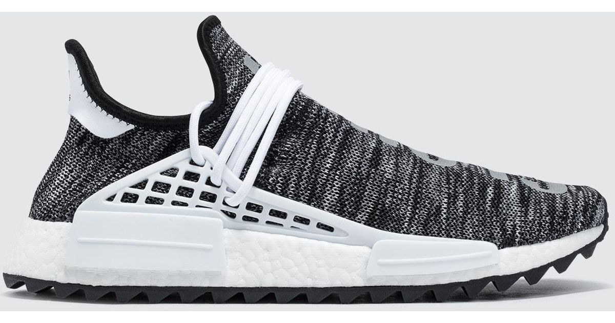 3fa003713 Lyst - adidas Originals Pharrell Williams X Adidas Pw Human Race Nmd Trail  in Black for Men