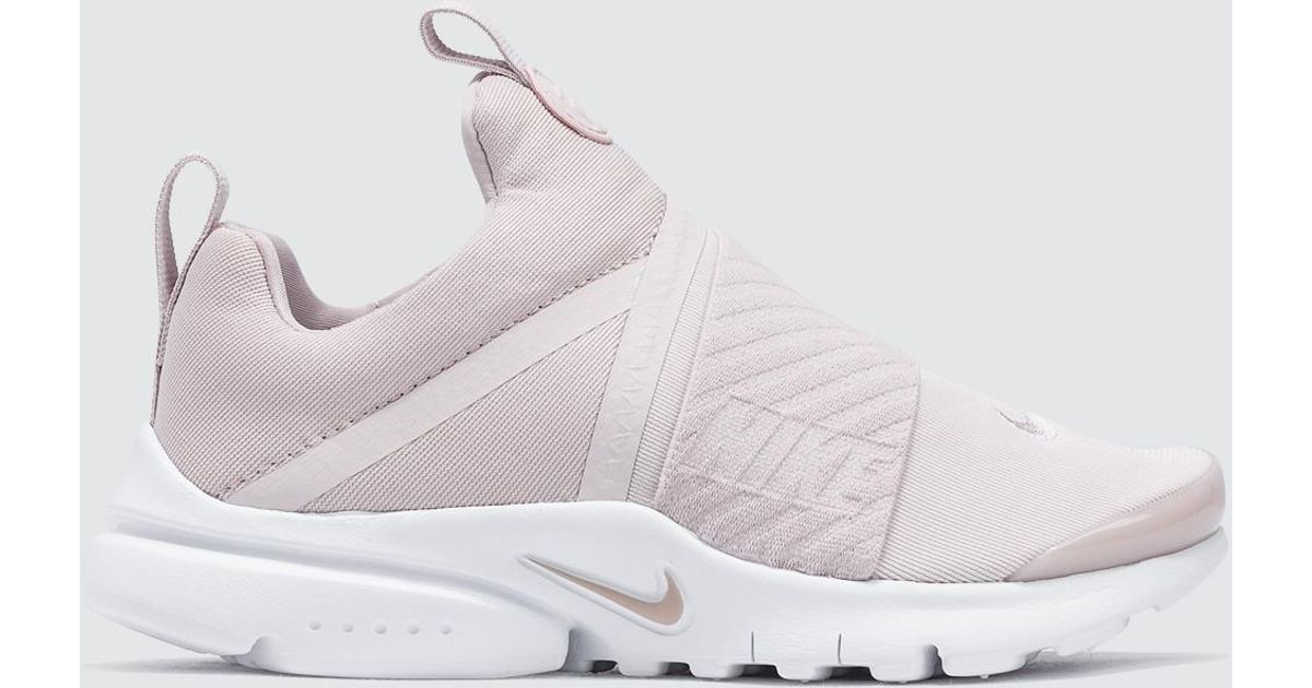 45636649b6e Nike Presto Extreme (ps) in White - Lyst