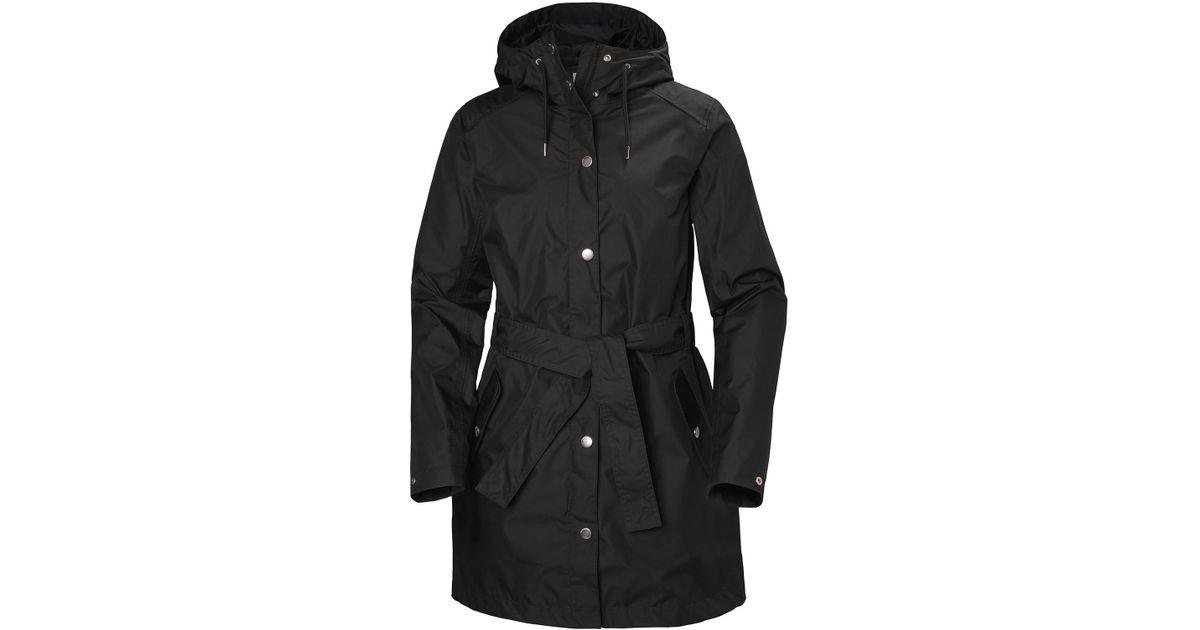 940ac6ba Helly Hansen Lyness Ii Coat in Black - Save 1% - Lyst