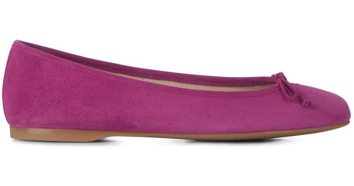 617d2b46b82 Hobbs Prior Ballerina in Purple - Lyst