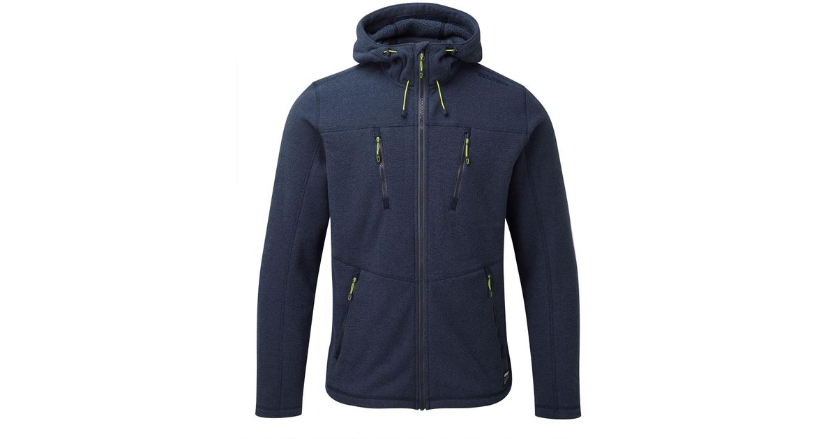 Lyst Tog 24 Data Mens Tcz 300 Fleece Jacket In Blue For