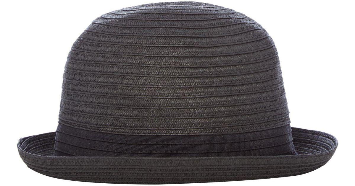 cb89ba42354 O Neill Sportswear Venice Fedora Hat in Black - Lyst