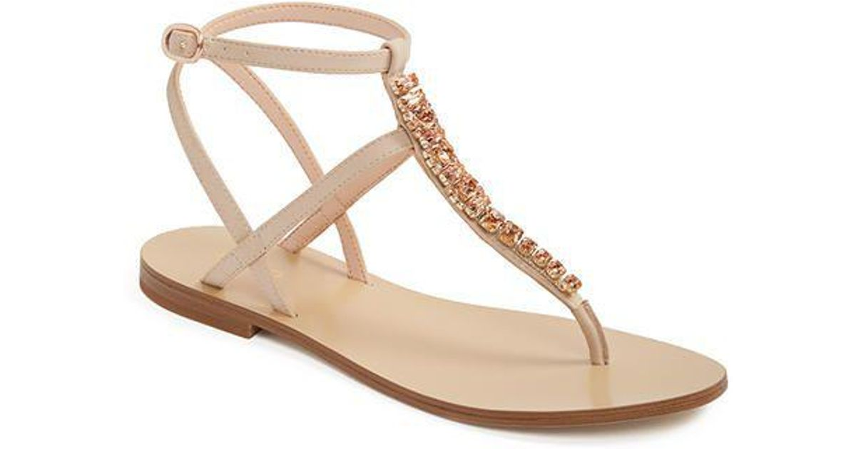ALDO WHITWELL - T-bar sandals - white CtX2sXPdt