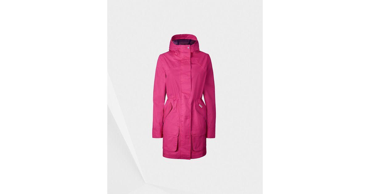 Rose Hunter Colour Rubberized Coat block qZpfwpBA