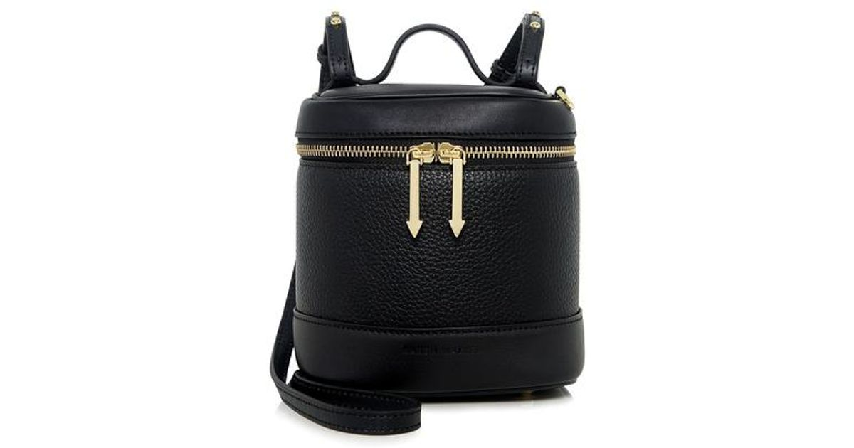 837414b13f2 Lyst - Karen Walker Britt Mini Crossbody Bag in Black