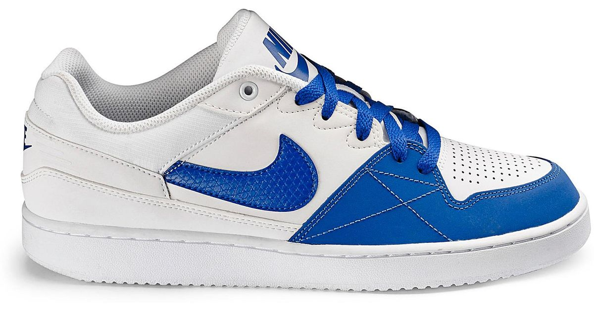 Men Trainers Priority For Nike Lyst Blue In Low EYqwTf