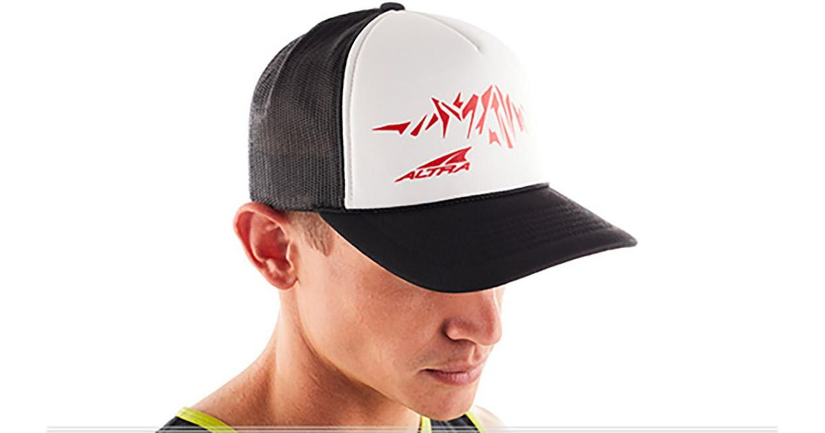 9b67b8fc78f8c Lyst - On Unisex Altra Le Peak Trucker Hat in Black for Men
