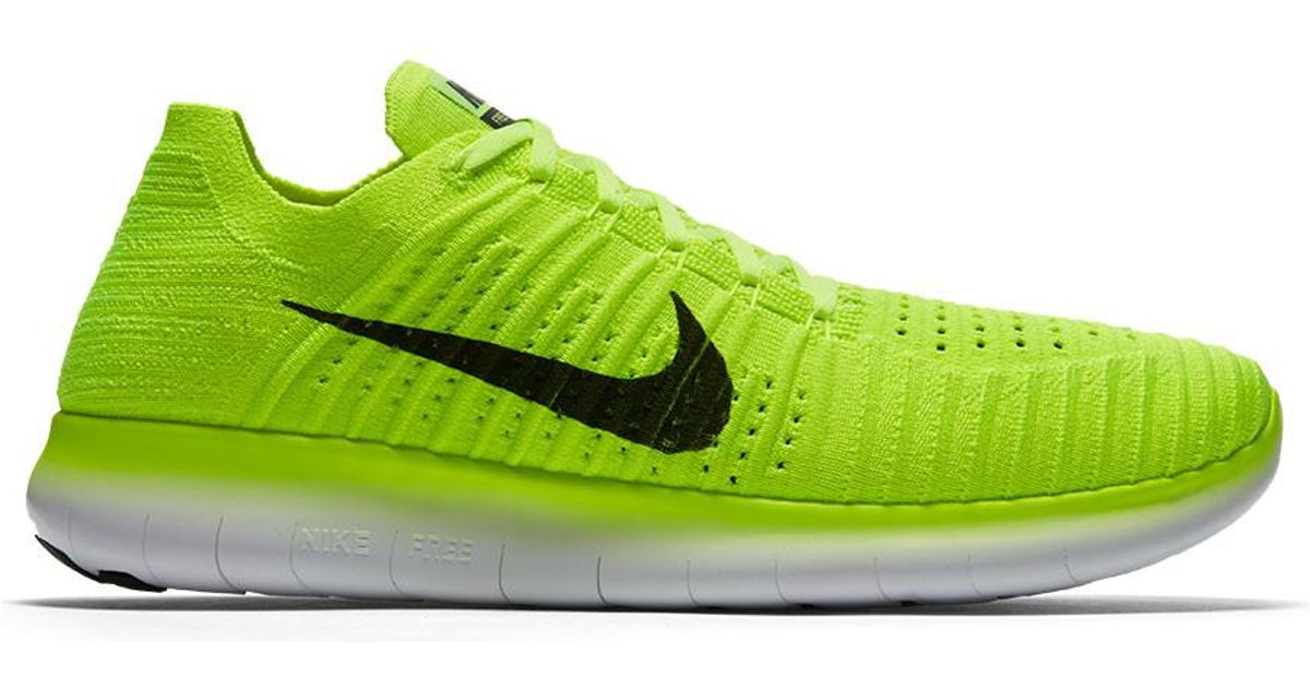 pretty nice 319f5 6d748 Lyst - Nike Free Rn Flyknit Running Shoes - Medal Stand
