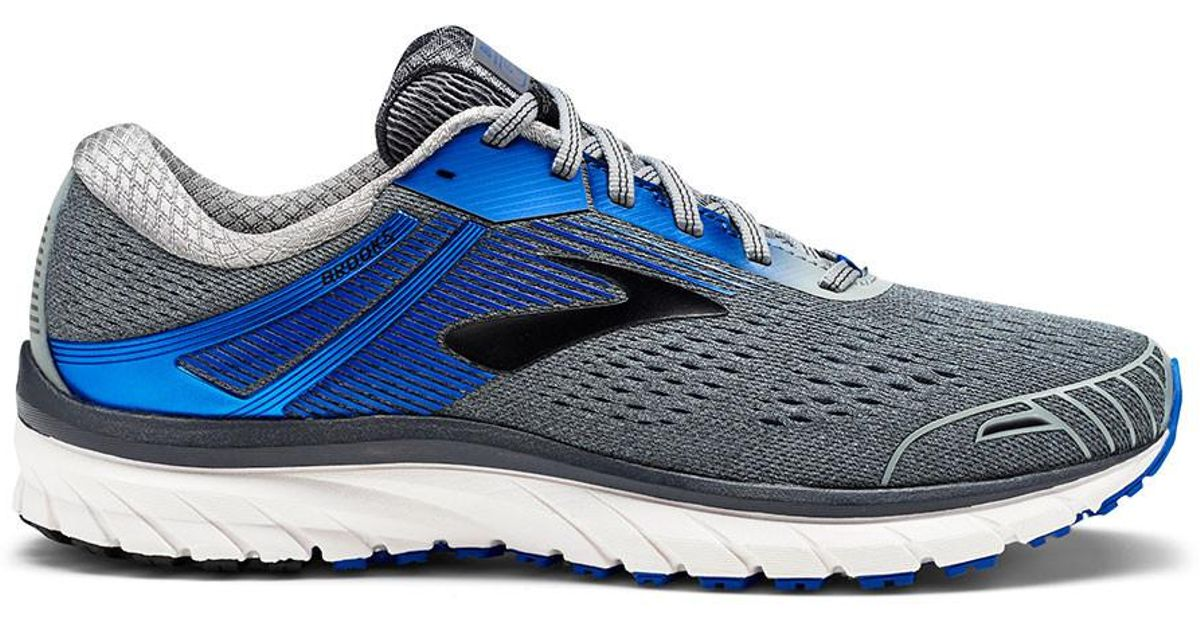 fad0a2b0e1e Lyst - Brooks Adrenaline Gts 18 Running Shoes in Blue for Men
