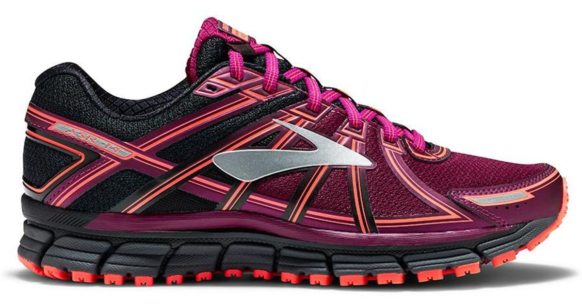 amazing price cheap for discount good service Brooks - Multicolor Women's Adrenaline Asr 14 Trail Running Shoe - Lyst