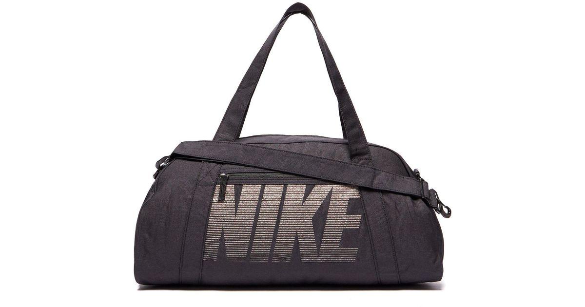 d34eb2ce5c15 Lyst - Nike Gym Club Training Duffle Bag in Black for Men