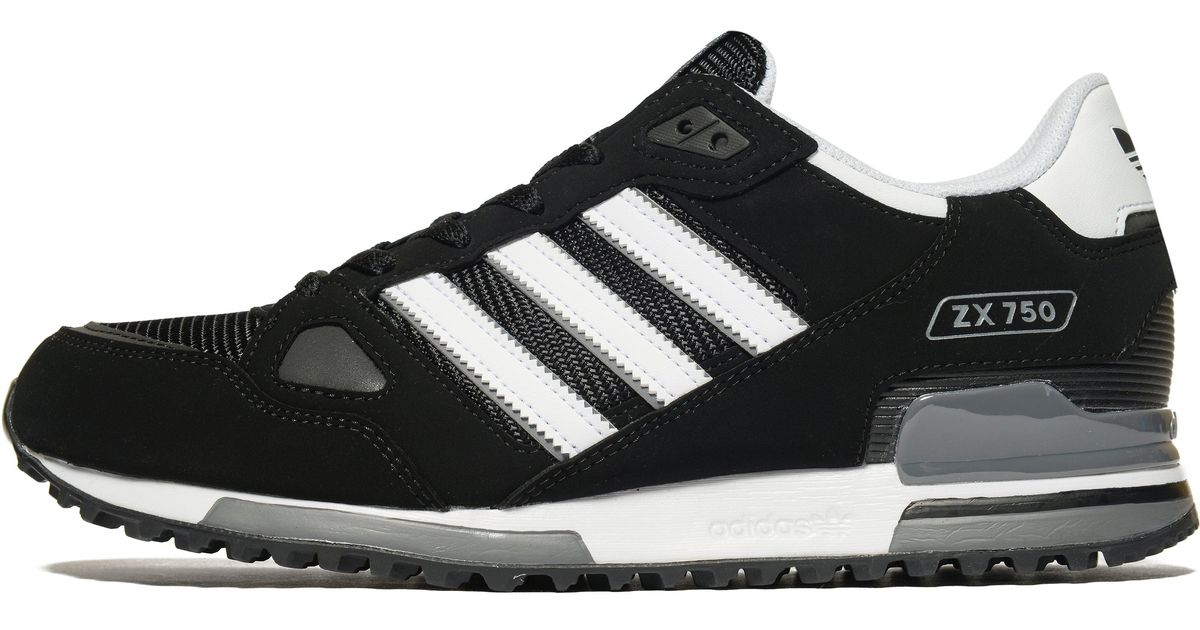 pretty nice 4afaf a51ca ... free shipping lyst adidas originals zx 750 in black for men save 6  1cee3 c5416