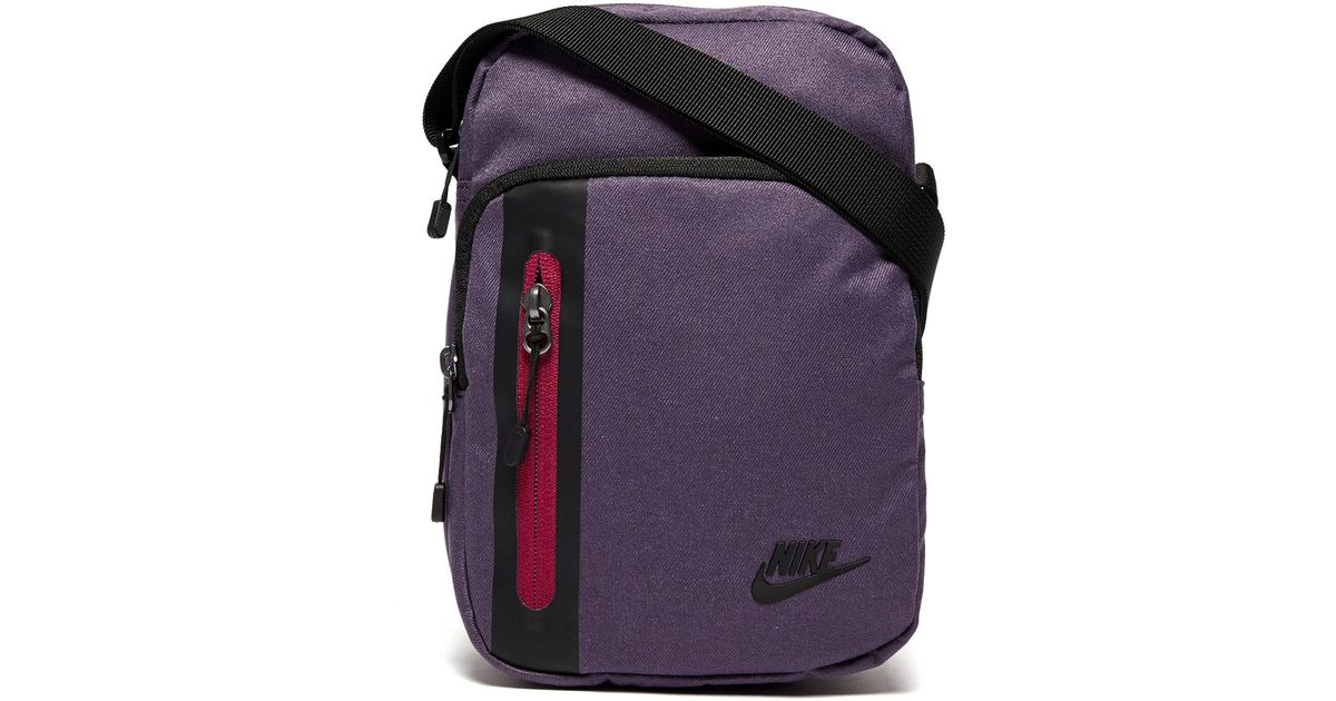 7a1e02fbd217 Nike Core Small Items 3.0 Bag in Purple for Men - Lyst