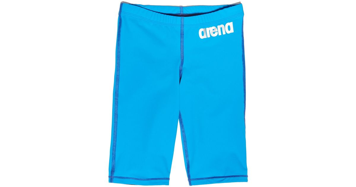 2d78a0d01d284 Lyst - Arena Powerskin Carbon Air Jammer in Blue for Men