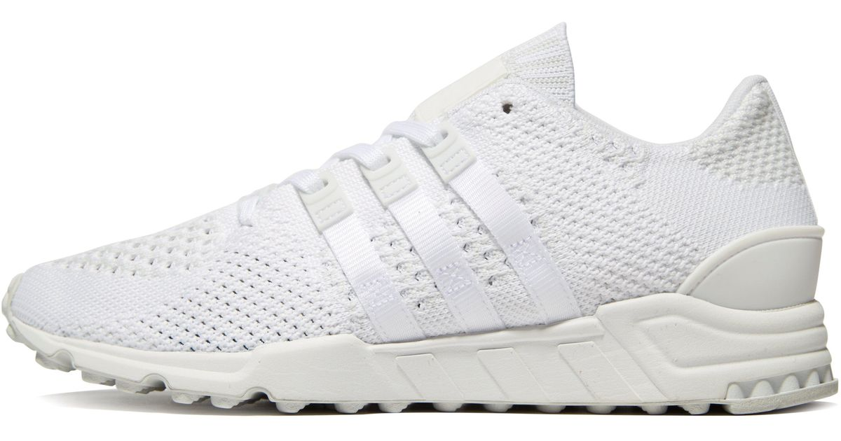 new concept 4d45b b0afb Lyst - Adidas Originals Eqt Support Rf Primeknit in White