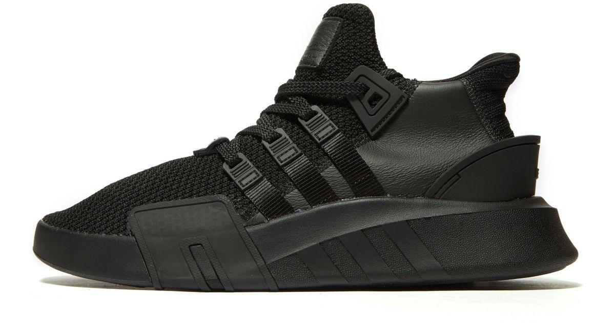 35725c6a6ca Lyst - adidas Eqt Bask Blk blk blk in Black for Men