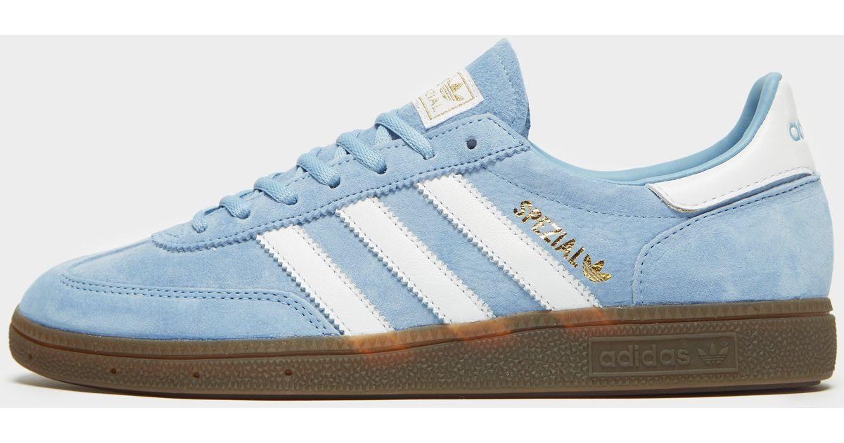 505f5c3dc7b4 Lyst - Adidas Originals Handball Spezial in Blue for Men