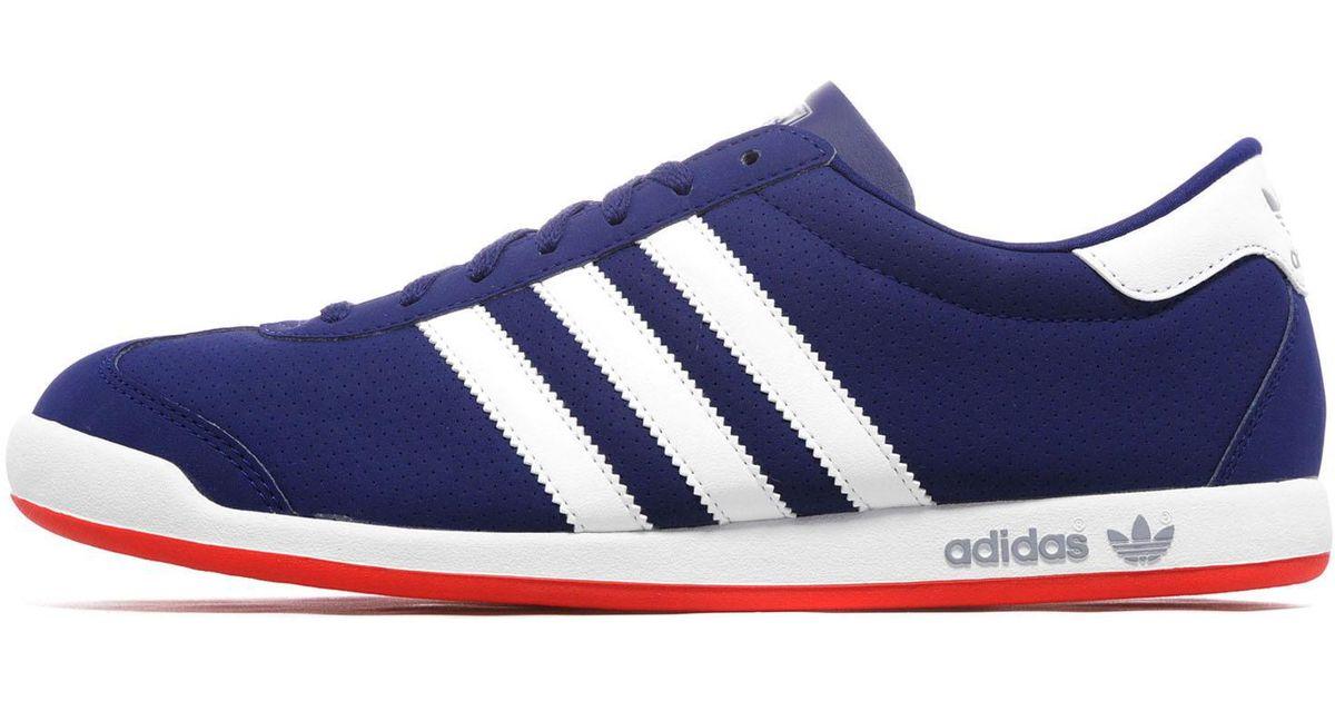 424d25e74c73b adidas Originals The Sneeker in Blue for Men - Lyst