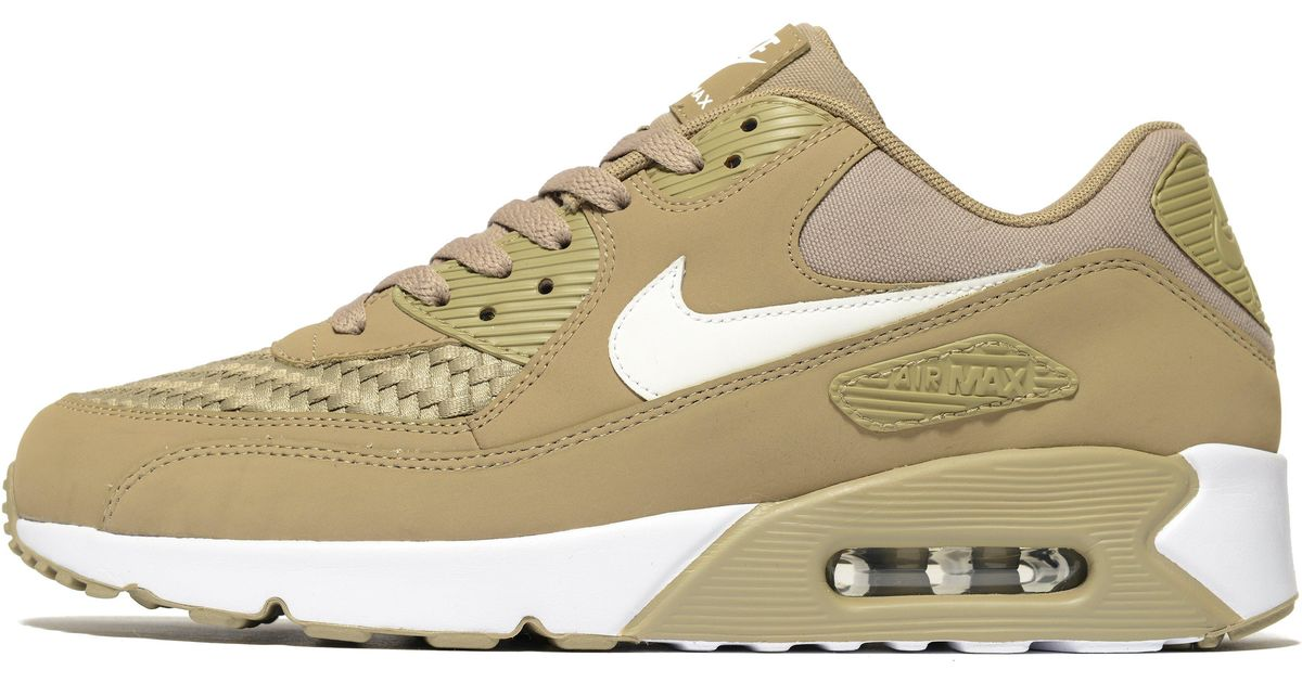 huge selection of 40145 15b0c Nike Air Max 90 Ultra Essentials Woven - Lyst