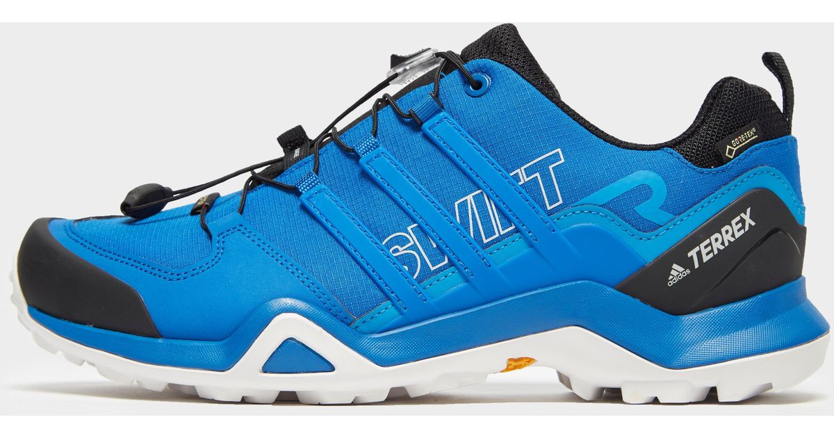Lyst - adidas Terrex Swift R2 Gtx Shoes in Blue for Men 24829fb3b