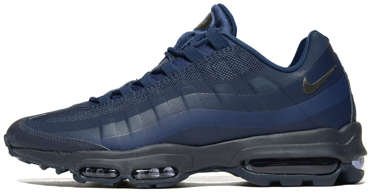 lowest price 0d0e8 7dcbb ... sweden lyst nike air max 95 in blue for men 2120a 44ef9