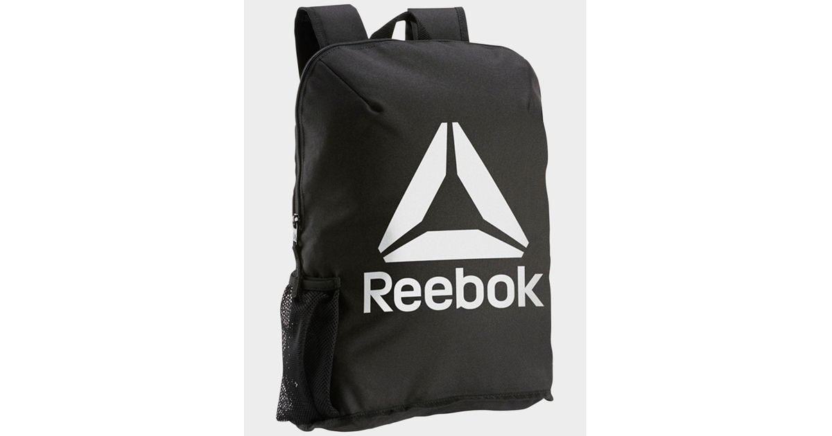 Lyst - Reebok Active Core Backpack Small in Black for Men